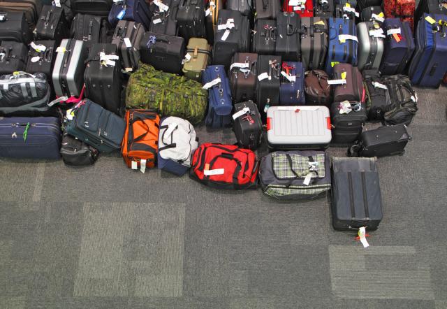 American Airlines imagine un système de notification pour bagages égarés