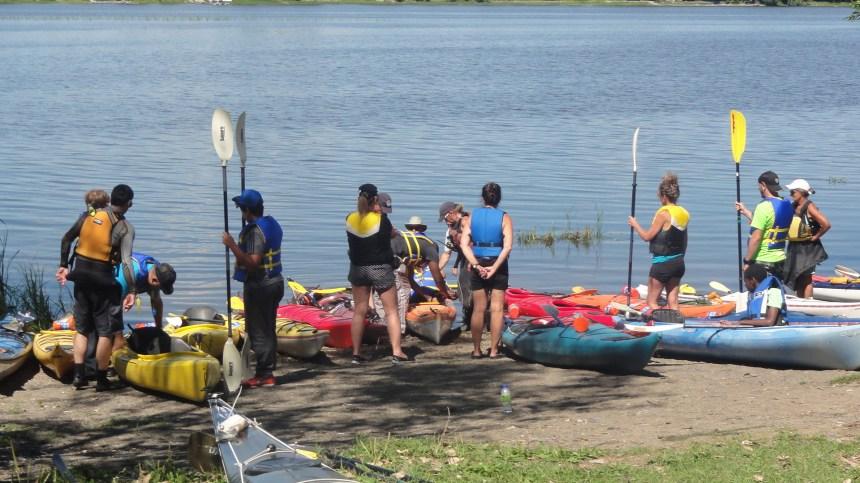 Découvrez RDP-PAT en kayak