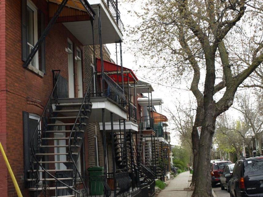 Rosemont: plus difficile pour les familles de trouver un toit
