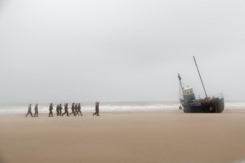 Dunkerque: «Pas un film de guerre typique»