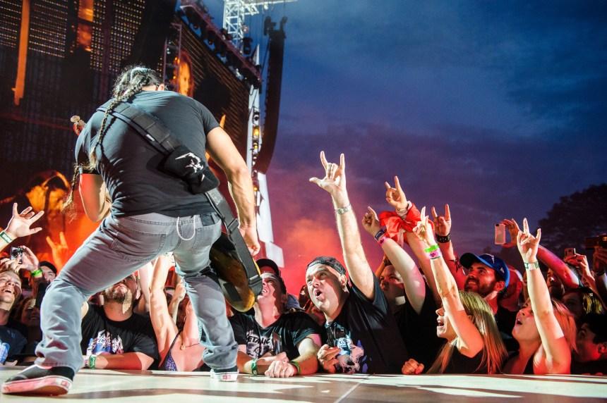 Généreux Metallica