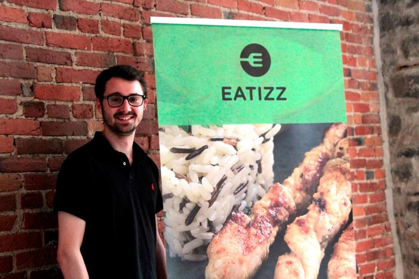 Acheter directement sur l'application Eatizz