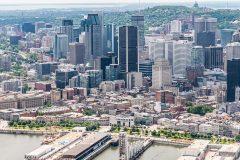 En hausse, l'immigration «stabilise» le vieillissement dans le Grand Montréal, dit la CMM
