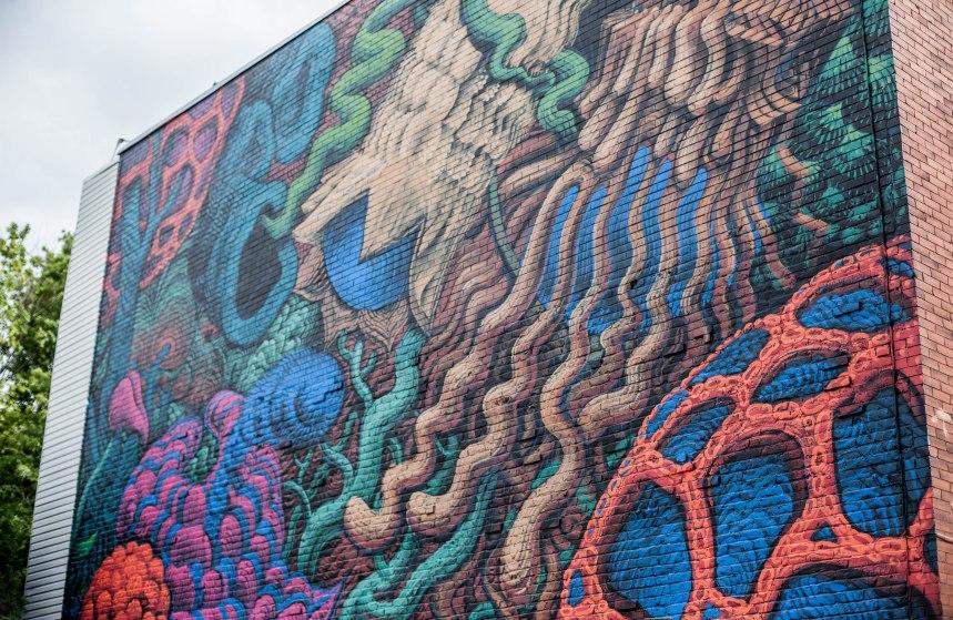 Une nouvelle murale dans Verdun