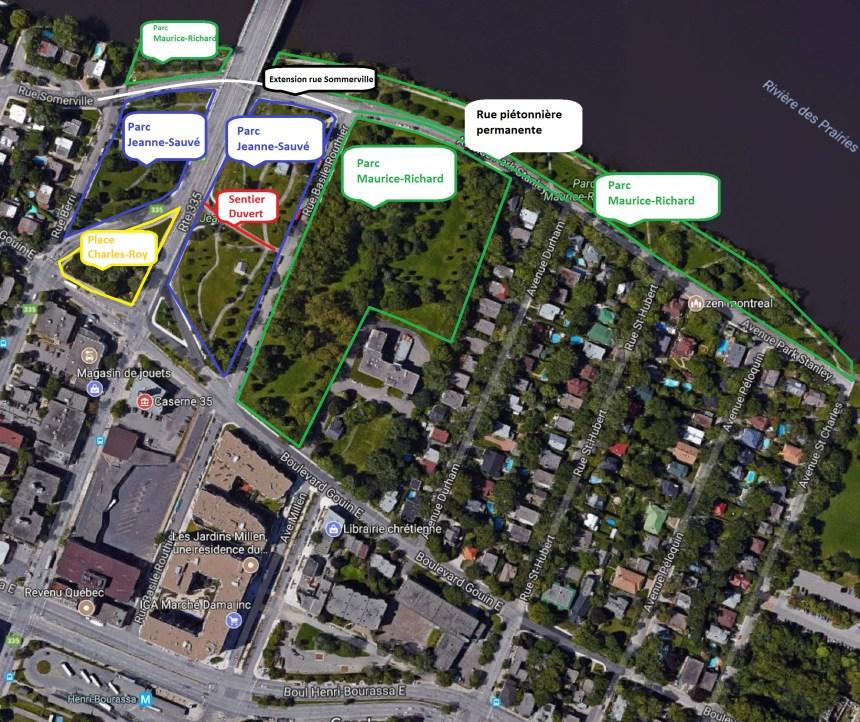 Un grand parc Maurice-Richard à venir à Montréal?