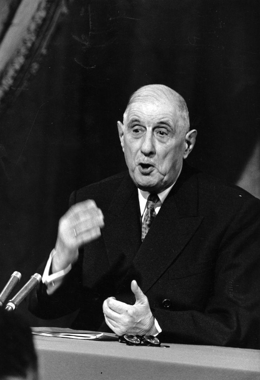 De Gaulle au Québec: «C'était un véritable appel à la libération»