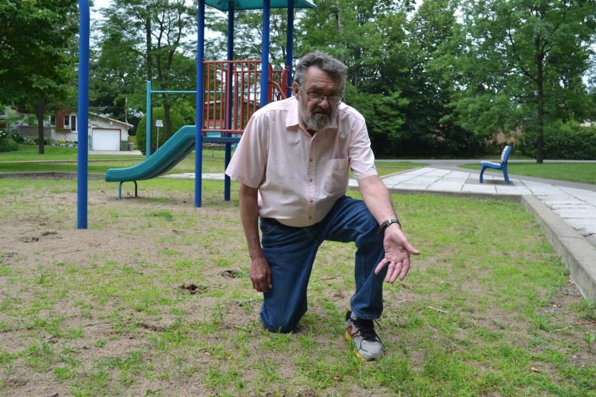 Pierrefonds: l'entretien du parc Monteray critiqué