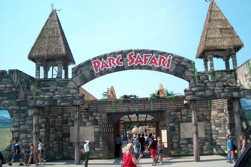 Parc Safari: un appel à la prière qui dérange