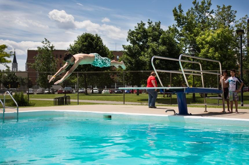 Bonnes notes pour les piscines extérieures