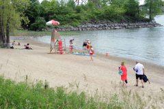 Une navette gratuite desservira la plage et le parc national des Îles-de-Boucherville cet été