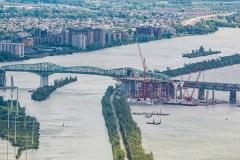 Pont Champlain: des recherches pour comprendre la décrépitude accélérée