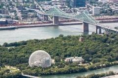 Parc Jean-Drapeau: des secteurs «à l'abandon» méritent d'être revalorisés, dit l'AAPQ