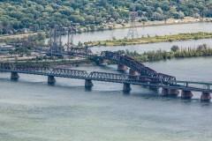 Pont Victoria fermé du 24 au 27 mai à cause de travaux par le Canadien National