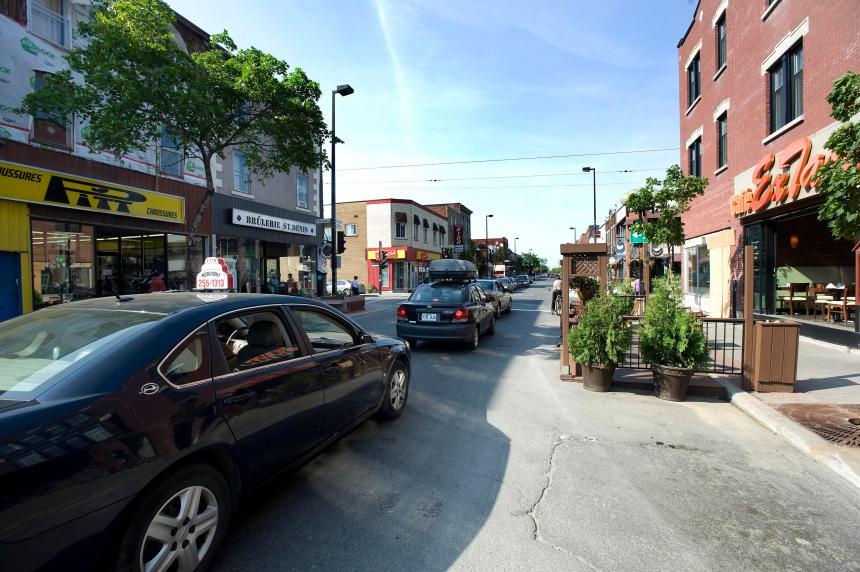 Promenade Masson: les résidents séduits par l'idée d'une piste cyclable