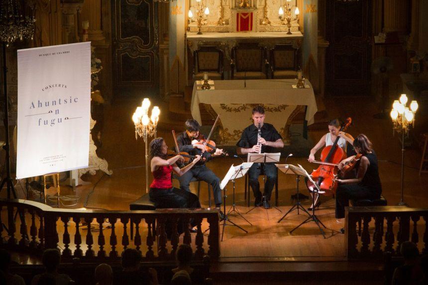 Festival Ahuntsic en fugue: quand la musique s'évade