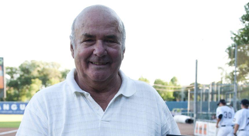 Honneur pour un pionnier du baseball québécois