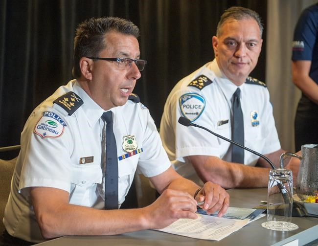 Cannabis: la police est nécessaire, dit l'ACCP
