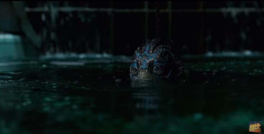 Premières images de The Shape of Water, nouveau film de Guillermo Del Toro