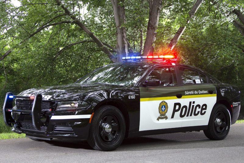 Nouvelle image pour les véhicules de la Sûreté du Québec