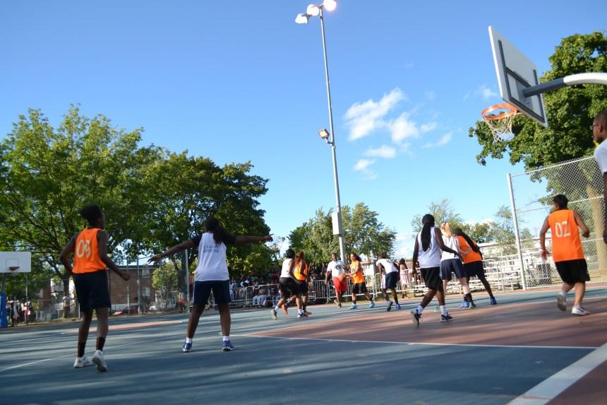 Les sportifs se donnent rendez-vous dans les parcs de Saint-Léonard