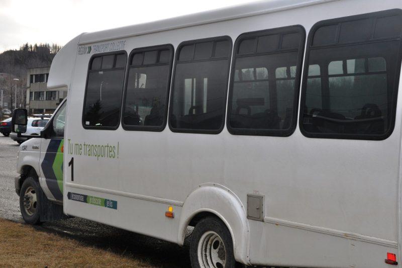 Le transport collectif gaspésien gratuit pour les jeunes cet été