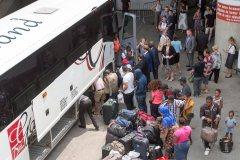 Sommes accrues pour l'hébergement des migrants