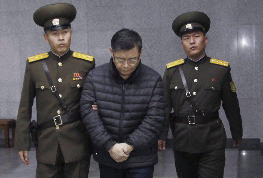 Le pasteur libéré de Corée du Nord devrait assister à la messe dimanche