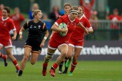Karen Paquin est de retour en rugby à sept, veut contribuer aux succès du Canada