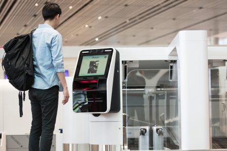 La reconnaissance faciale arrive dans les aéroports