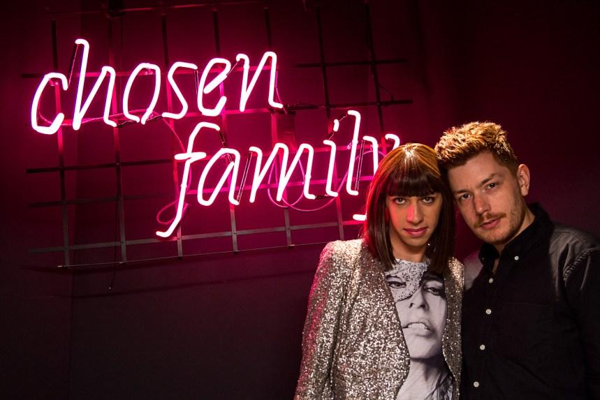 Chosen Family: la belle famille de Tranna et Thomas