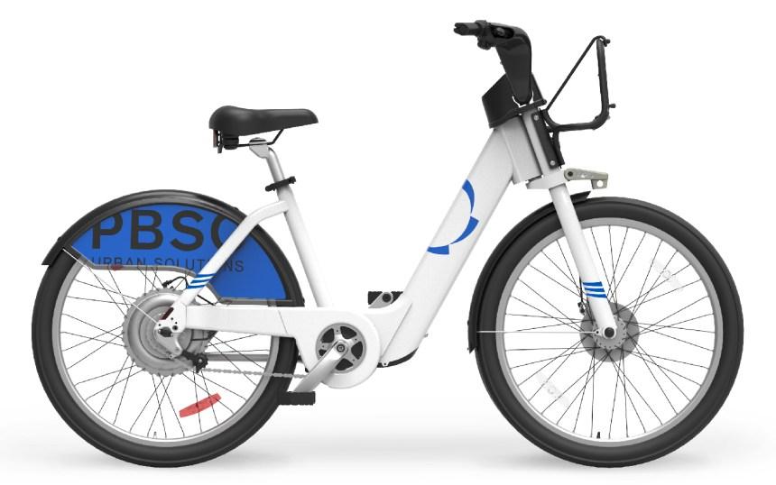 BIXI Montréal ouvert aux vélos électriques