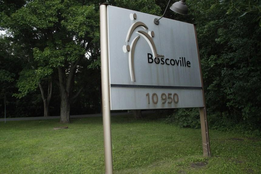 Des réfugiés installés provisoirement à Boscoville