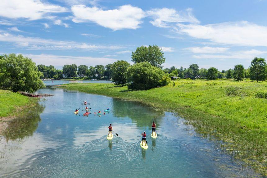 Sept escapades estivales autour de Montréal
