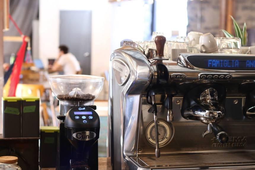Des cafés écolos dans Villeray