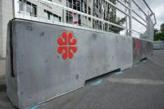 Les murets de la Formule E envoyés au G7