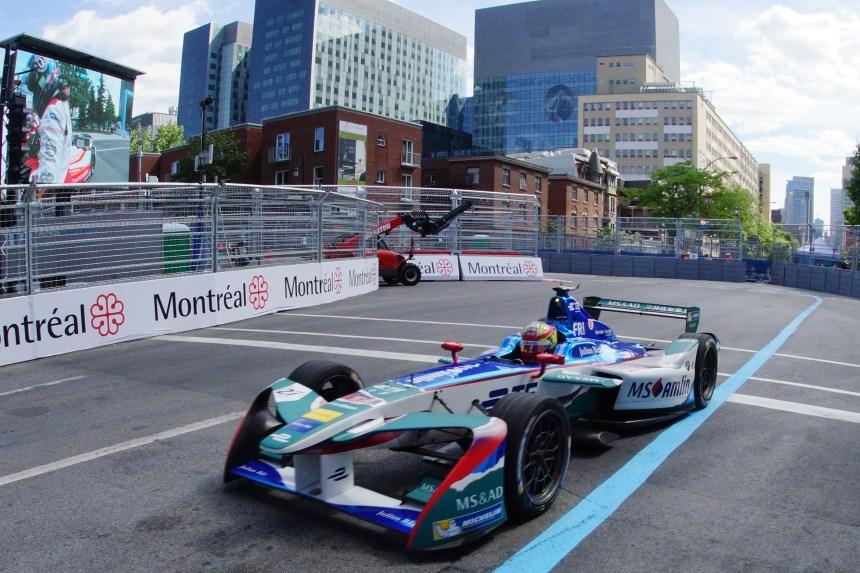 La Formule E prête à attaquer Montréal en justice