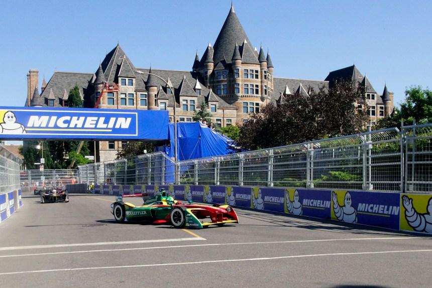 L'avenir de la Formule E à Montréal dévoilé «rapidement»