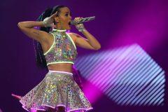 Katy Perry entre chez Grévin
