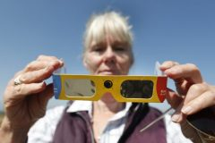 Où, quand et comment regarder l'éclipse à Montréal