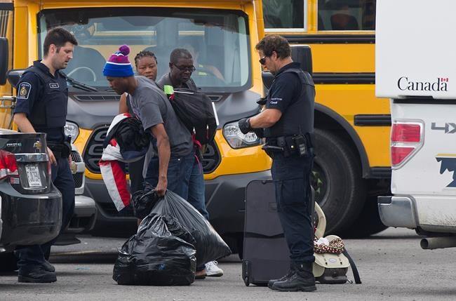 Moitié des demandes des Haïtiens refusées en 2016
