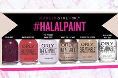 Cette compagnie de cosmétiques a créé un vernis à ongles halal