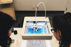 Imprimer en 3D dans des bibliothèques de Montréal