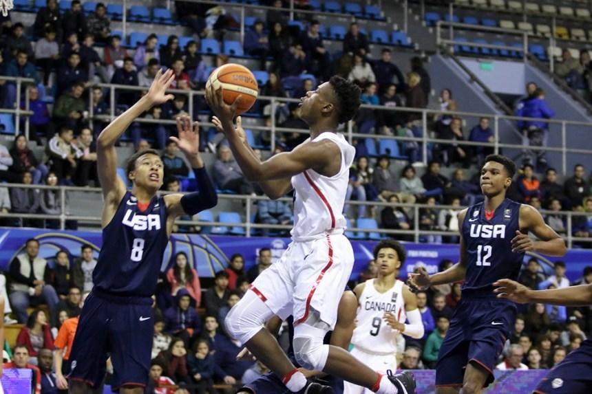 Le basketteur Jefferson Koulibaly dans une équipe New-yorkaise