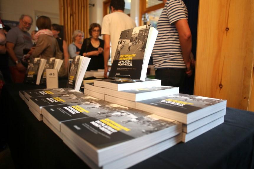 L'histoire du Plateau dans un ouvrage unique