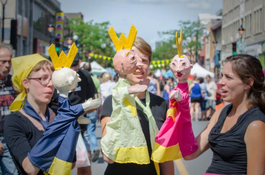 Les incontournables du festival de marionnettes de Verdun