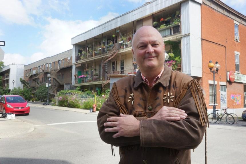 Michel Brûlé veut devenir «le maire rassembleur» du Plateau–Mont-Royal