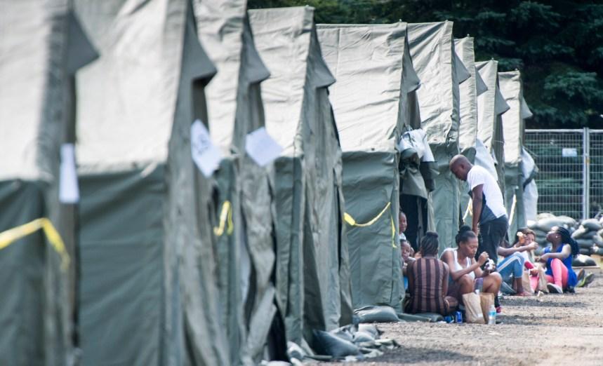 Migrants: «Beaucoup de confort», dit Paul-Hus