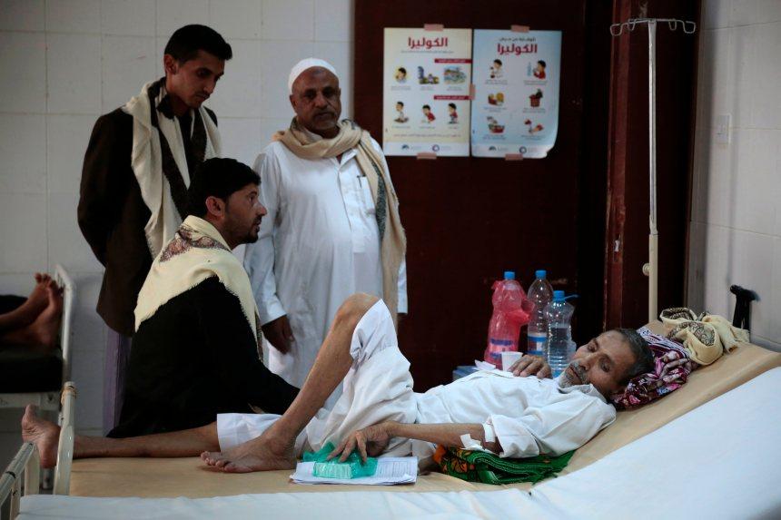 «C'est une épidémie majeure, du jamais vu» au Yémen