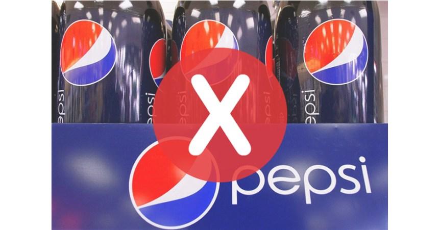 Non, les produits de Pepsi n'ont pas été «contaminés» par le VIH