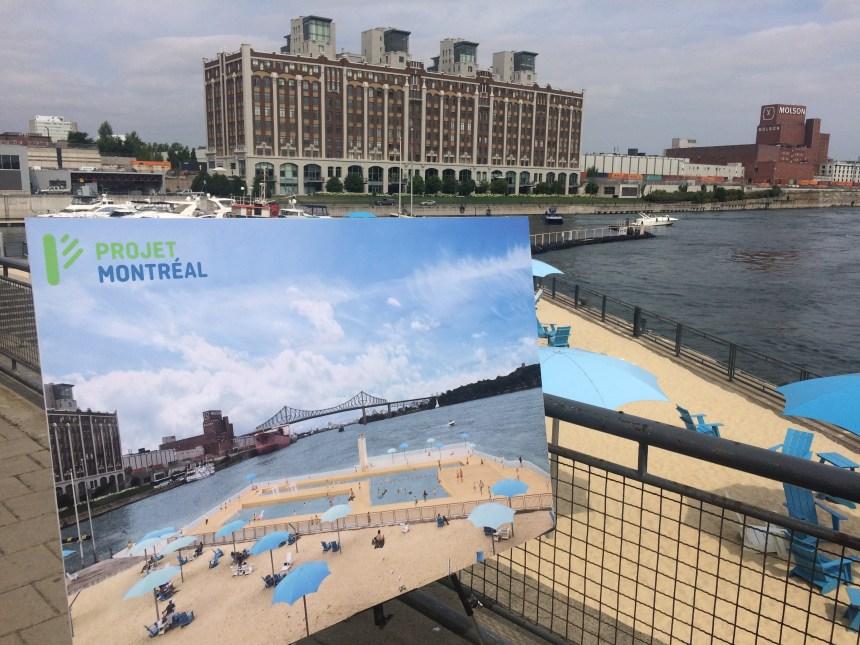 Promesses pour un bain portuaire dans le Vieux-Port